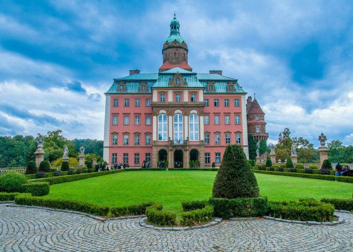 Zamek Książ - Schloss Fürstenstein