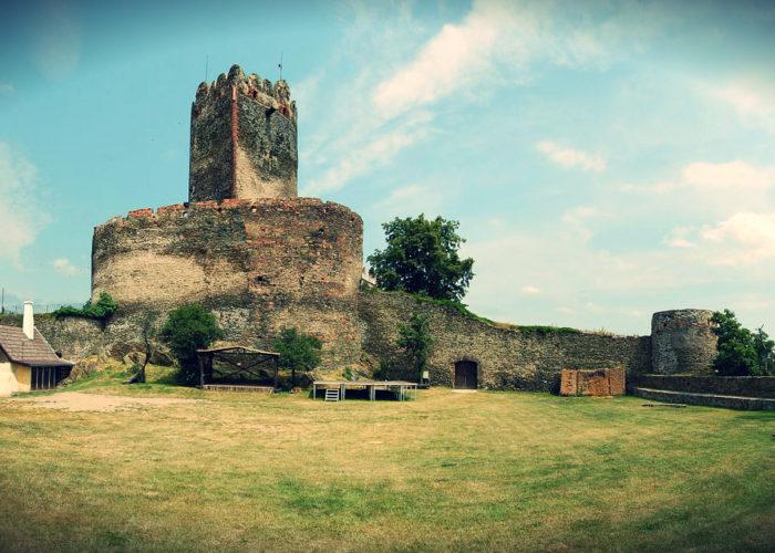 Zamek Bolków - Bolkoburg