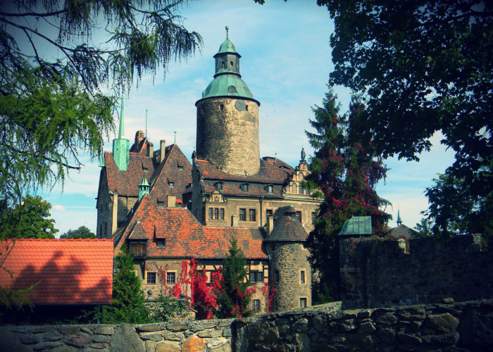 Zamek Chojnik - Burg Chojnik
